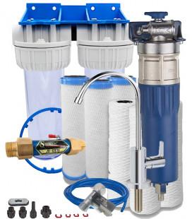 Anti-limestone and purifier pack