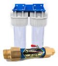 Performance water softener pack