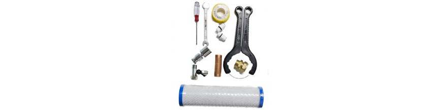 Accessories and consumables for electronic limescale remover