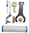 Accesorios y consumibles para el descalcificador electrónico