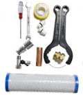 Accessoires et consommables pour anti calcaires électroniques
