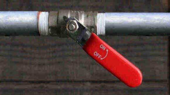 Dimensionnement du tuyau d'alimentation principal en eau d'un logement